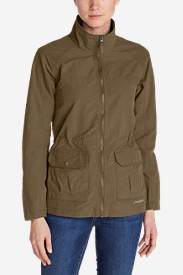 Women's Atlas Light Jacket in Brown
