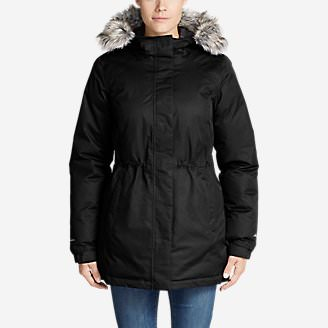 Women's Superior Down Parka in Black