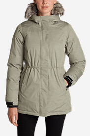 Women's Superior Down Parka in Gray
