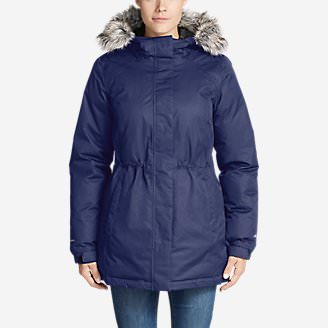Women's Superior Down Parka in Blue