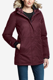 Women's Superior Down Parka in Red