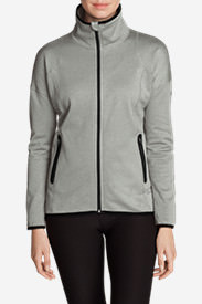 Women's After Burn Jacket in Gray