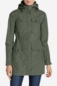 Women's Kona Utility Parka in Green