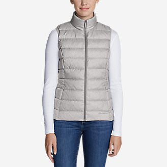 Women's CirrusLite Down Vest in Gray