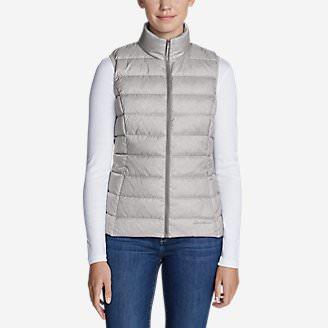 Women's CirrusLite Down Vest in Gray