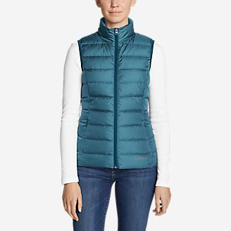 Women's CirrusLite Down Vest in Green