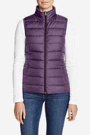 Women's CirrusLite Down Vest in Purple