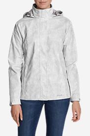 Women's Rainfoil® Packable Jacket in Gray