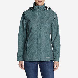 Women's Rainfoil Packable Jacket Tall in Blue