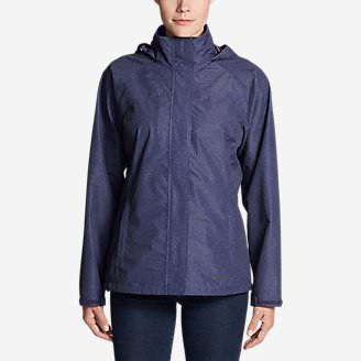 Women's Rainfoil® Packable Jacket in Purple