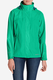 Women's Rainfoil® Packable Jacket in Green