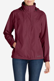 Women's Rainfoil® Packable Jacket in Red