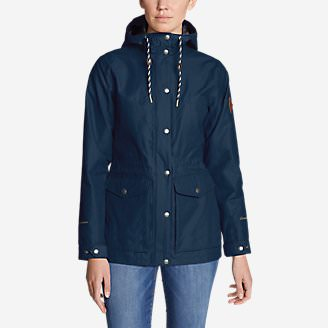 Women's Charly Jacket in Blue