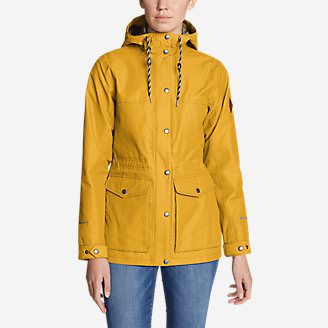 Women's Charly Jacket in Yellow