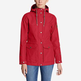 Women's Charly Jacket in Red