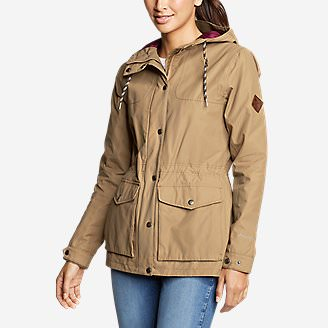 Women's Charly Jacket in Beige