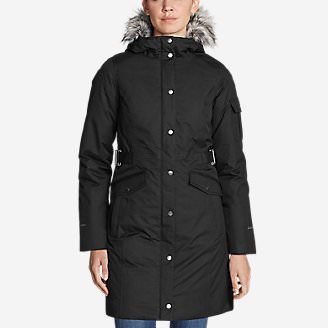 Women's Superior 3.0 Stadium Coat in Gray