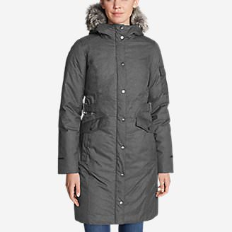 Women's Superior 3.0 Stadium Coat in Black