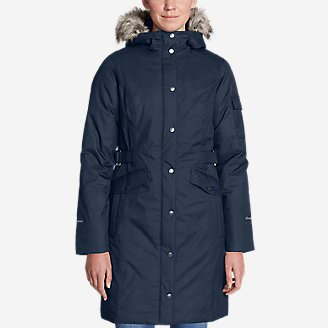 Women's Superior 3.0 Stadium Coat in Blue