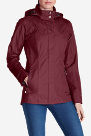 Women's Girl On The Go® Jacket in Red