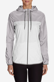 Women's Momentum Light Jacket in White
