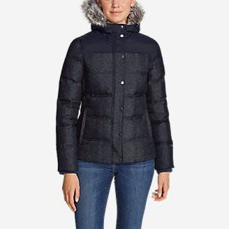 Women's Noble Down Jacket in Blue