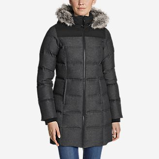 Women's Noble Down Parka in Black