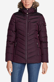 Women's Sun Valley Down Jacket in Purple