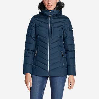 Women's Sun Valley Down Jacket in Blue