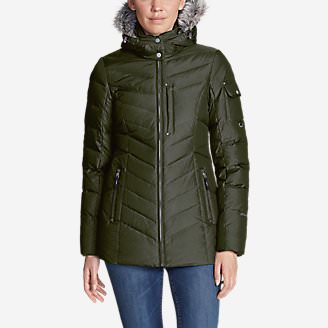 Women's Sun Valley Down Jacket in Green