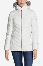 Women's Sun Valley Down Jacket in White