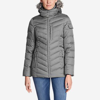 Women's Sun Valley Down Jacket in Gray