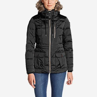 Women's Yukon Classic 2.0 Down Jacket in Black