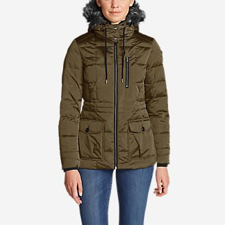 Women's Yukon Classic 2.0 Down Jacket in Green