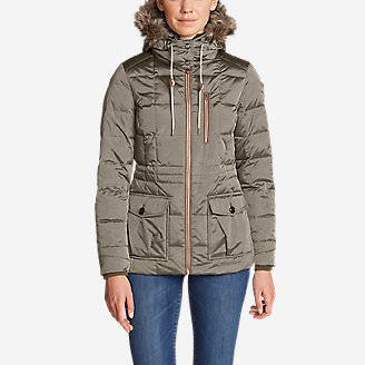 Women's Yukon Classic 2.0 Down Jacket in Beige