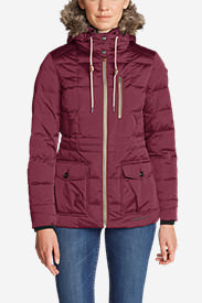 Women's Yukon Classic® 2.0 Down Jacket in Red