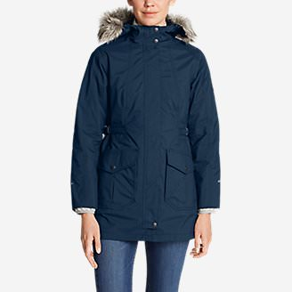 Women's Utility 3-In-1 Parka in Blue
