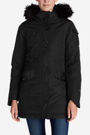 Women's Superior Esla Down Parka in Black