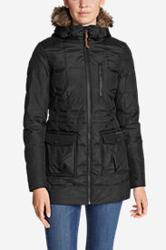 Women's Yukon Classic® Down Parka in Black