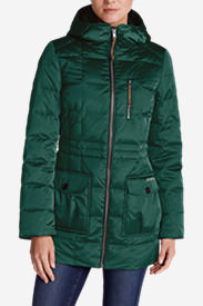 Women's Yukon Classic® Down Parka in Green