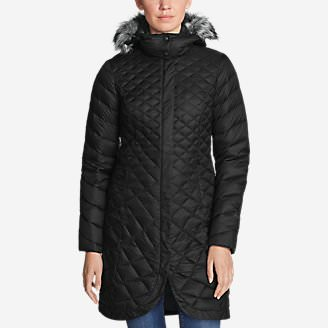 Women's Alpendown Parka in Black