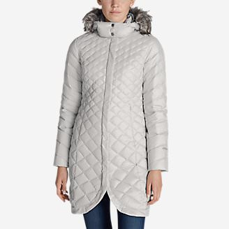 Women's Alpendown Parka in Gray