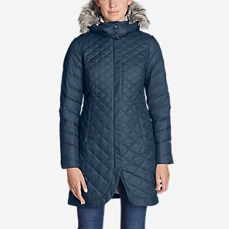 Women's Alpendown Parka in Blue