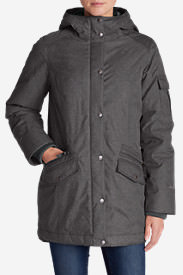 Women's Superior 2.0 Down Parka in Black