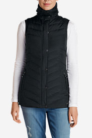 Women's Sun Valley Down Vest in Blue