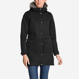 Women's Charly Versa 3-In-1 Parka in Black