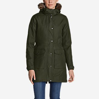 Women's Charly Versa 3-In-1 Parka in Green