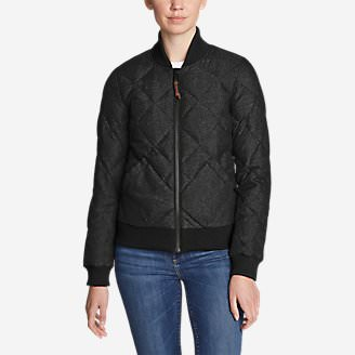 Women's 1936 Original Skyliner Jacket in Black