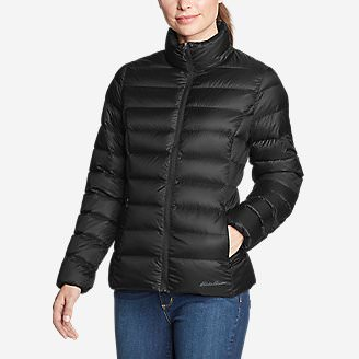 Women's CirrusLite Down Jacket in Black