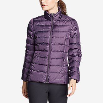 Women's CirrusLite Down Jacket in Purple